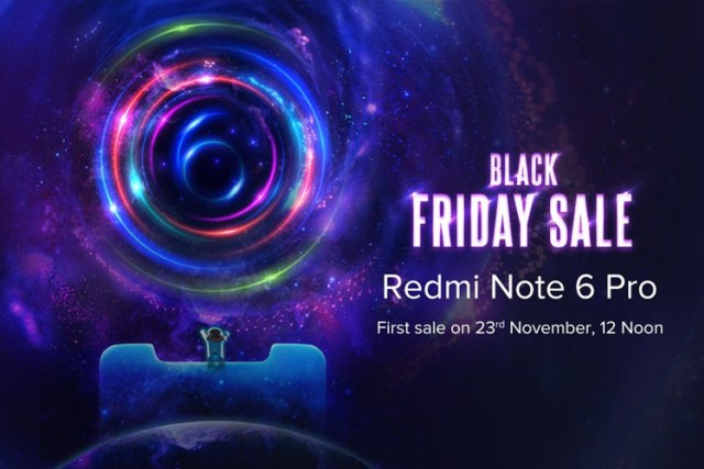Xiaomi Redmi Note 6 Pro to Go on Sale in India via Flipkart, Mi.com on November 23