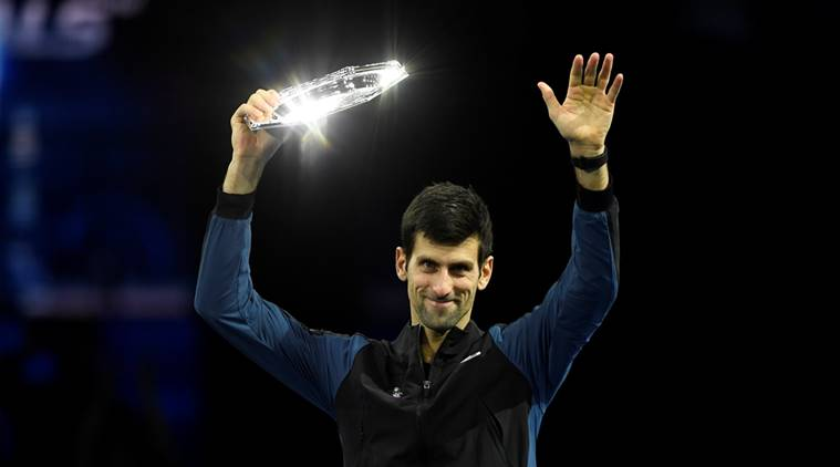 'Comeback king' Novak Djokovic puts shock ATP Finals loss into perspective